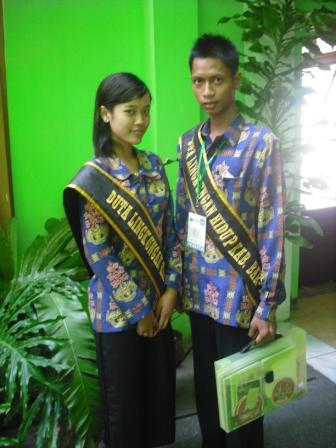 Nohan, Siswi SMAN 1 Ds. Tengah, DHL Barito Timur