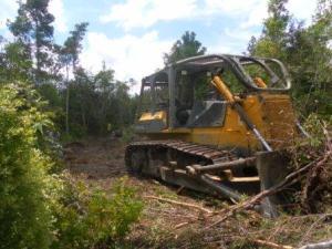 BKI Membuka Lahan Milik Desa Bararawa Secara Sepihak